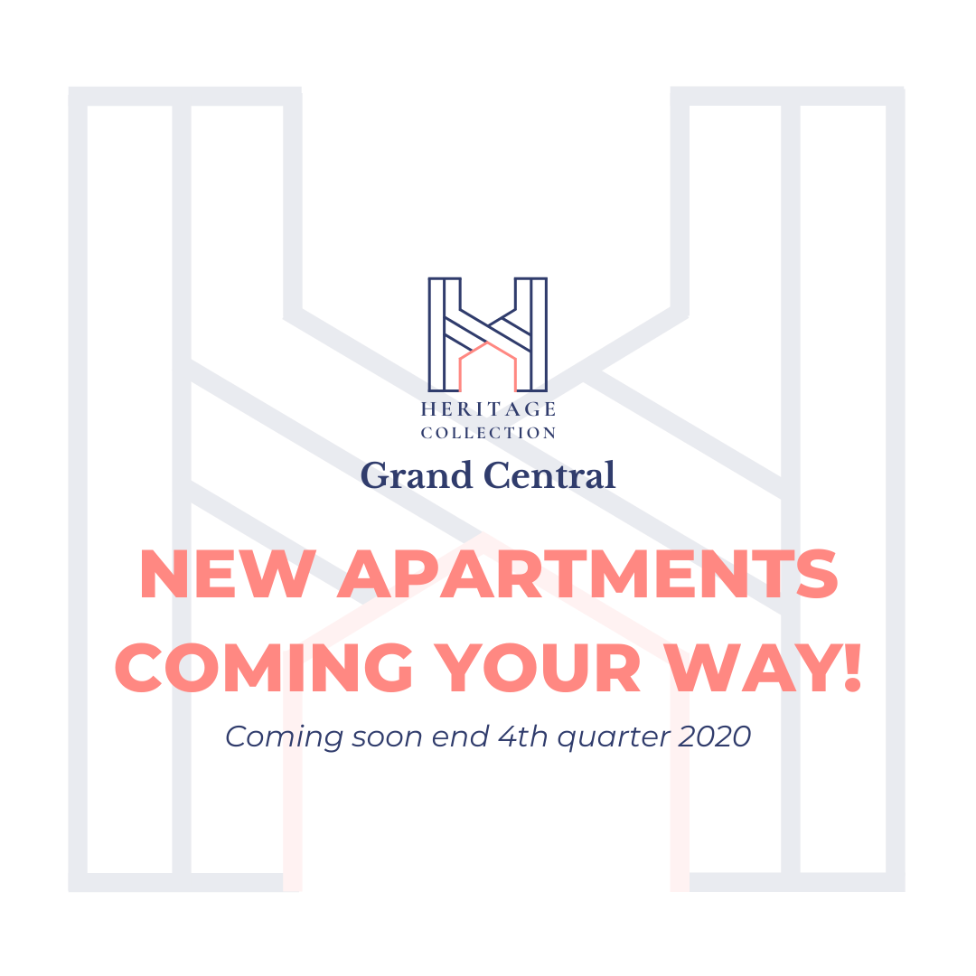 New Apartments Coming Your Way!