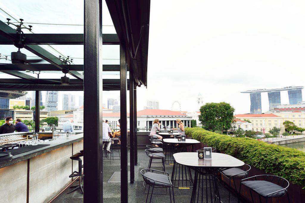 , Want a convenient access to a great rooftop bar? Look here!