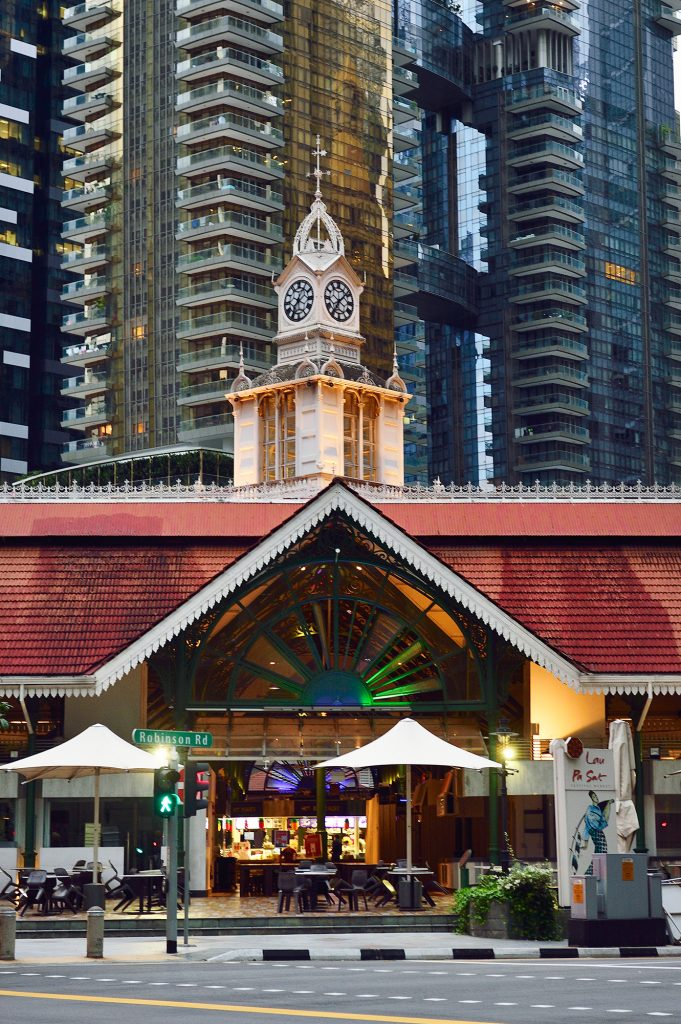 , Feast on hawker food like never before at Lau Pa Sat