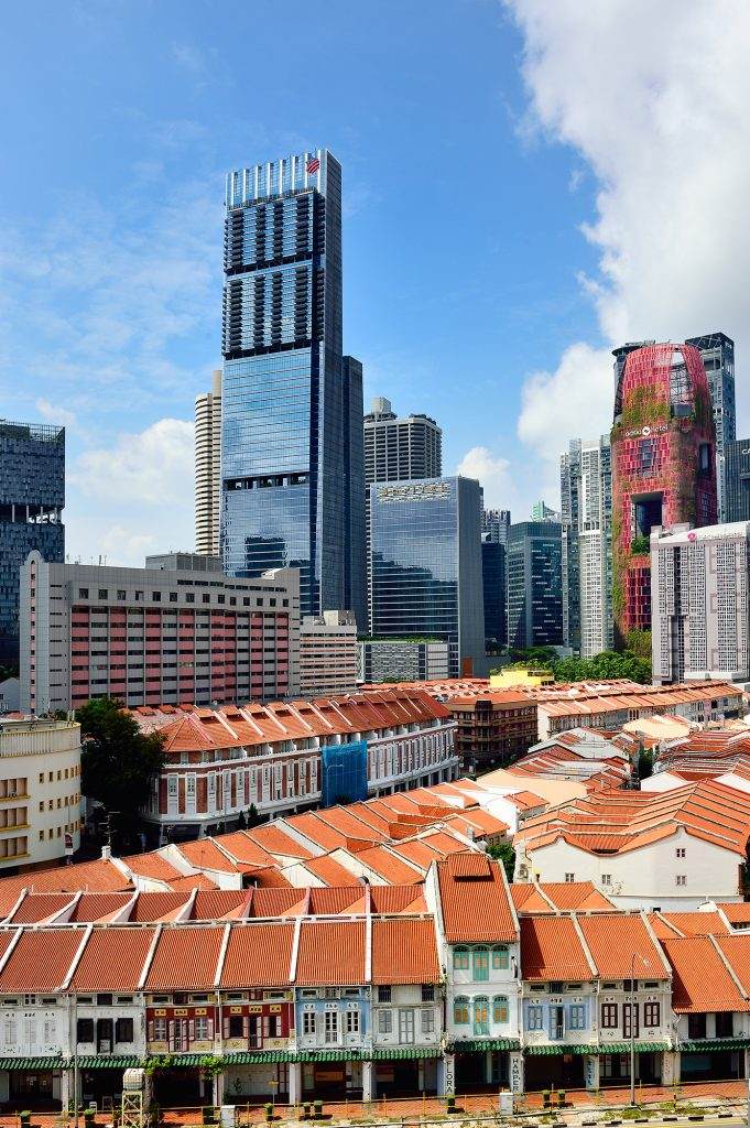 , The new tallest building in Singapore!
