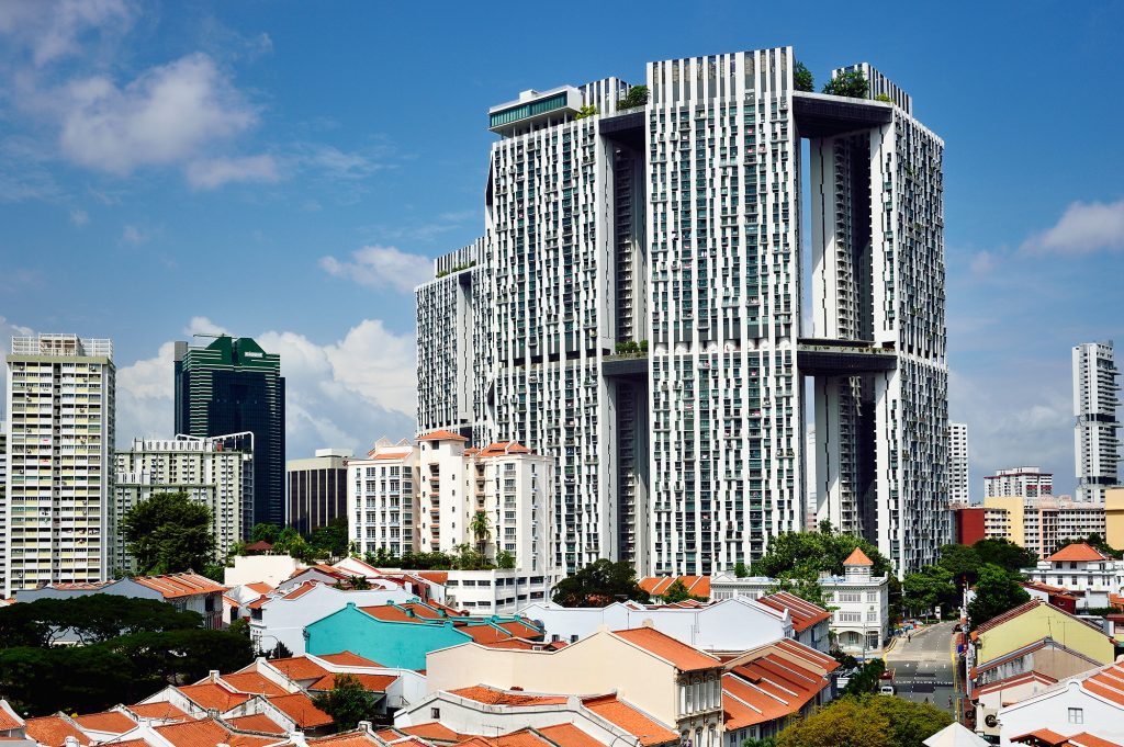 , Tallest public residential building in Singapore!