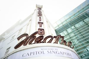 , Catch the glamour of theatres past here at the Capitol Theatre