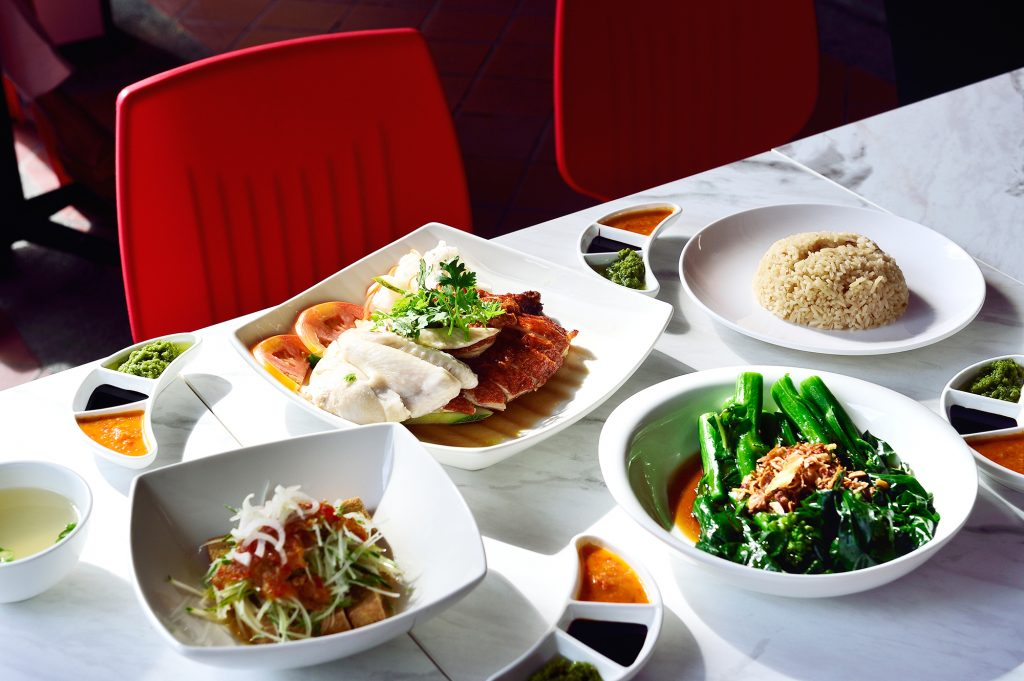 authentic Hainanese chicken rice, Authentic Hainanese Chicken Rice? Let's go!