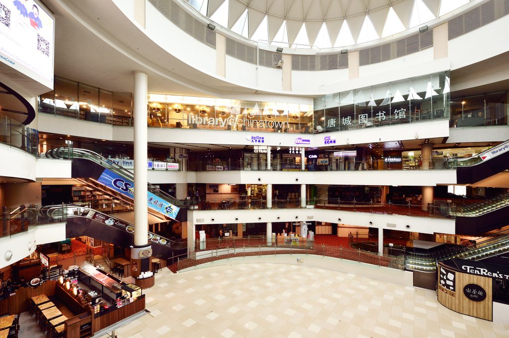 , Complete your retail therapy at Chinatown Point