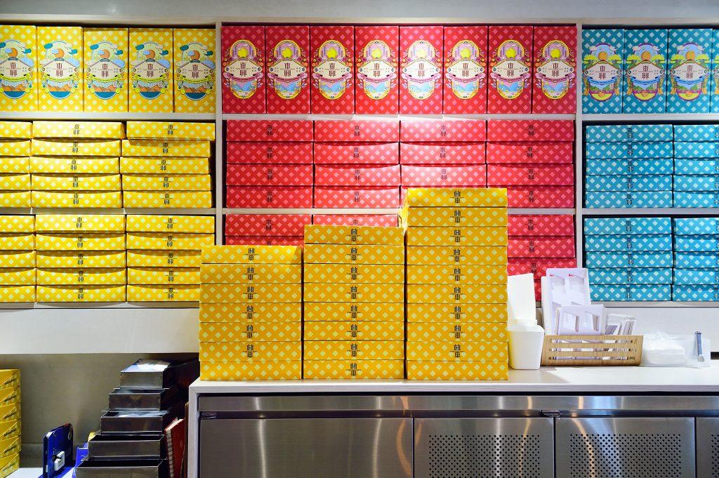 , Get your quick fix at Tong Heng Egg Tarts