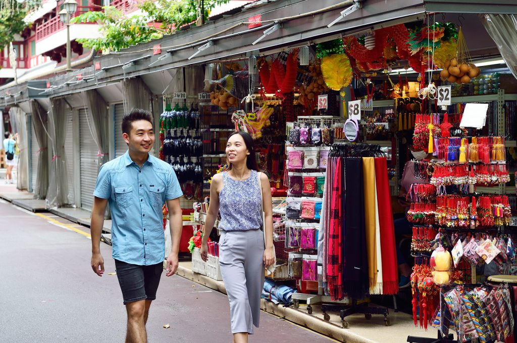 Shop, drop and roll at Chinatown Street Market