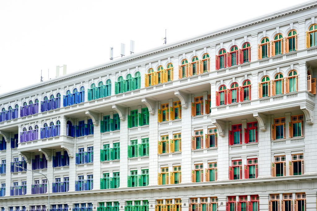 , Ever wondered what those colourful windows are?