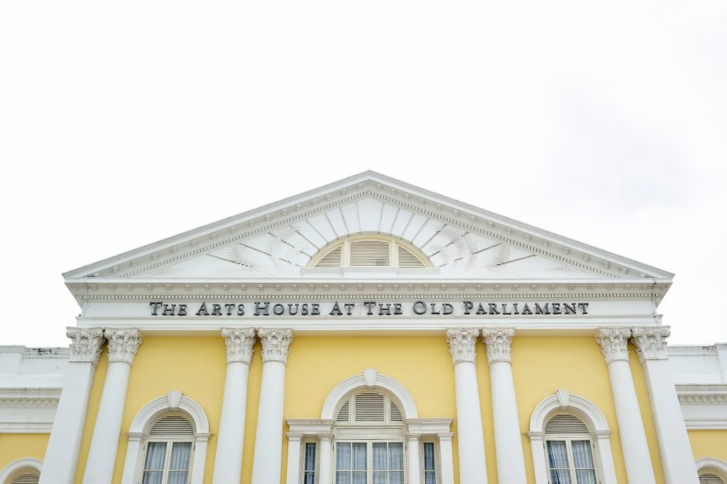 , Home of the city's Arts scene and largest annual arts festival