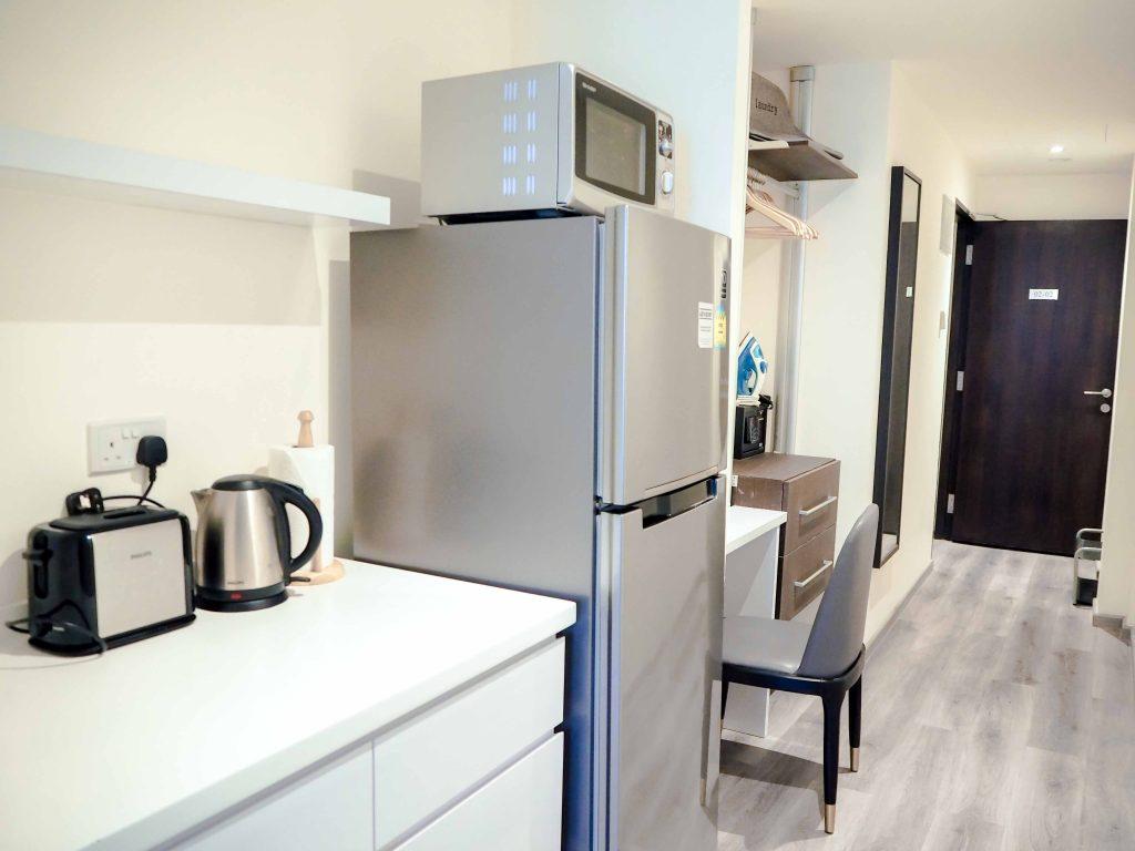 Short-term apartment rental & flexible lease terms