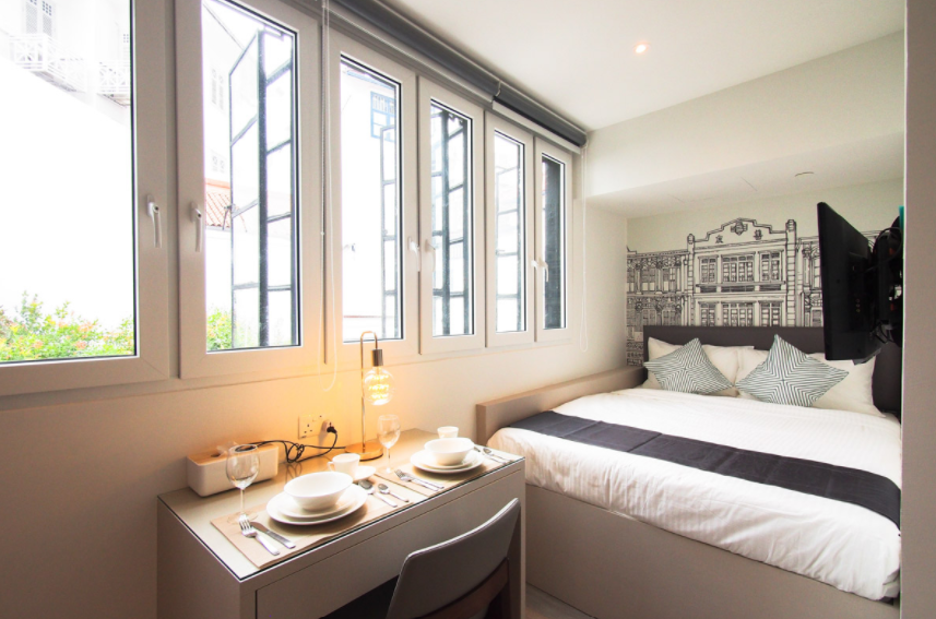 heritage shophouse, TheTravelIntern: Staycation Ideas — Trendy Yet Affordable Hotels Under S$99/Pax