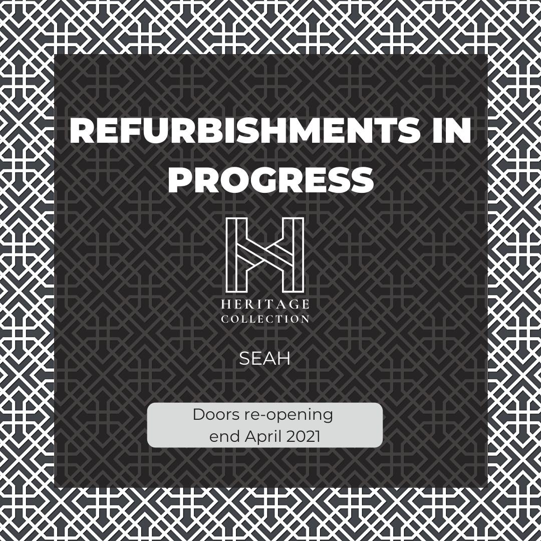 Refurbishments In Progress