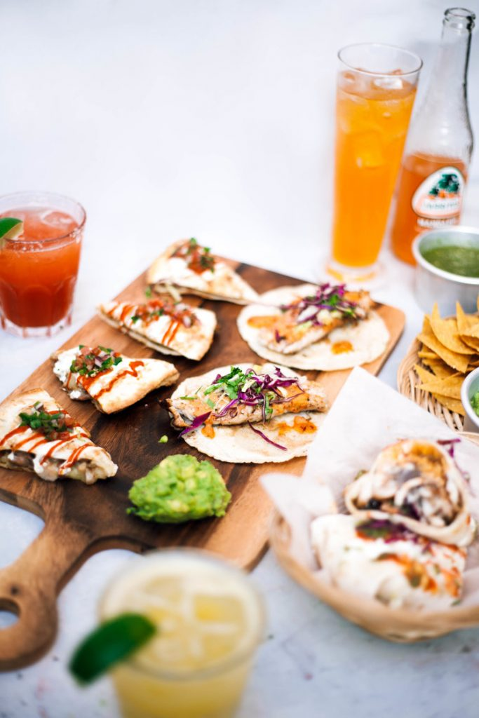 , Indulge in some juicy tacos and escape to Mexico