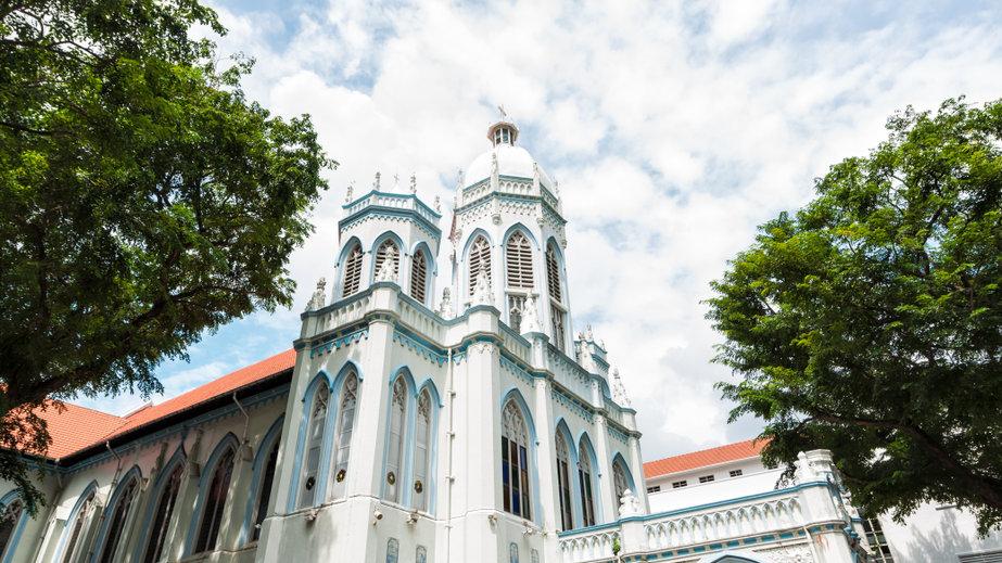 st joseph's church, singapore