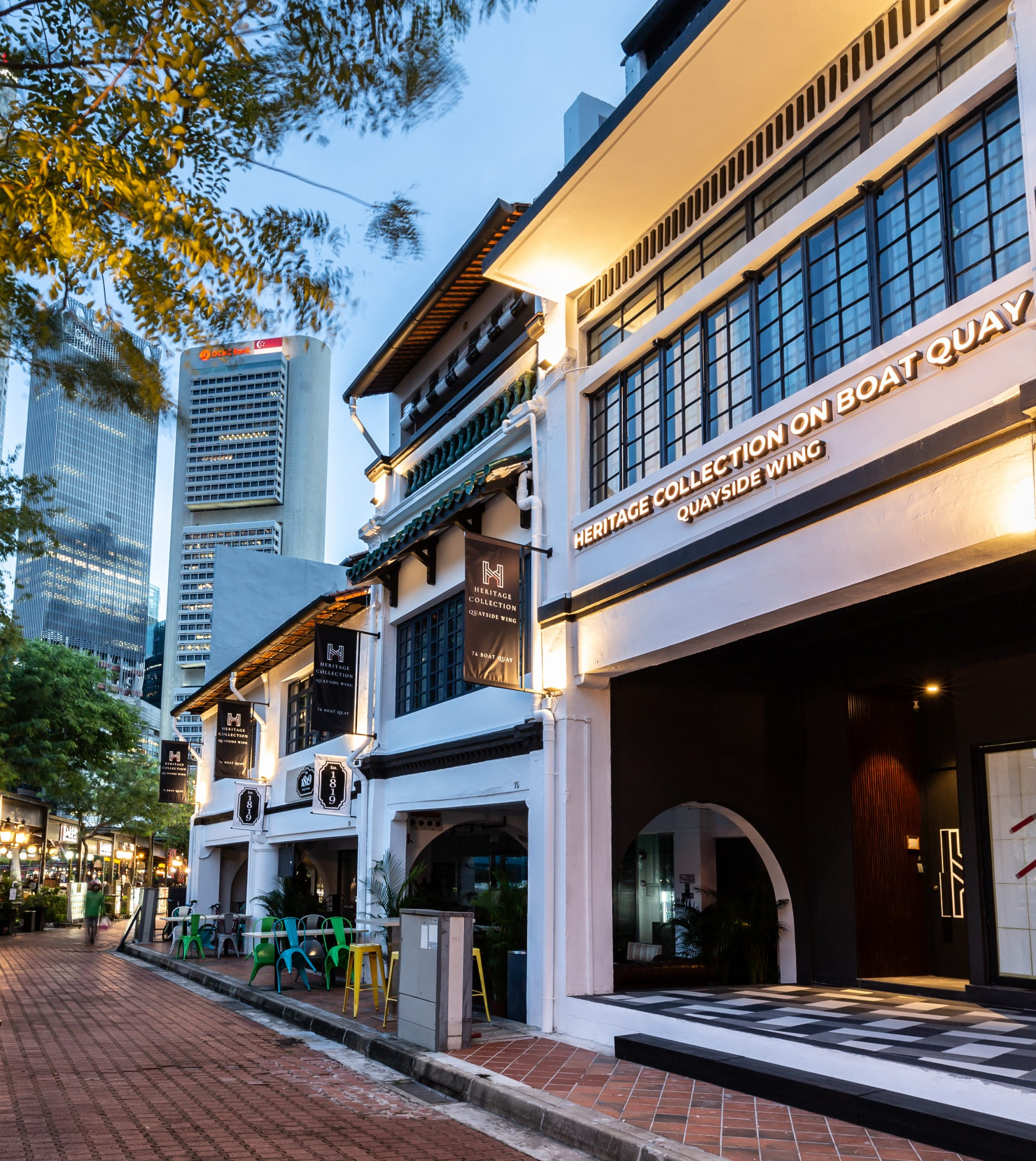 , Limited Time 30% Discount at Boat Quay (Quayside Wing)!